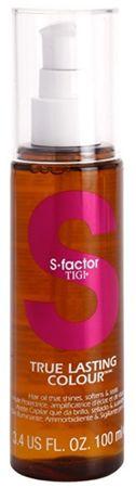 Tigi Pielęgnacja oleju dla S-Factor True Lasting Color 100 ml