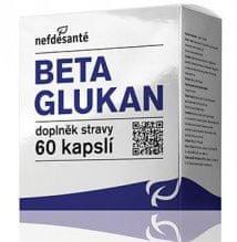 Nefdesanté Beta glukán 60 kapslí