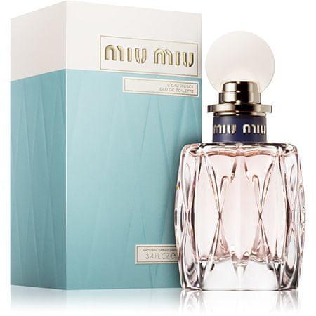 Miu Miu Miu Miu L'Eau Rosée - EDT 30 ml