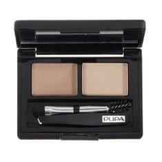 Pupa Szemöldökárnyékoló paletta(Eyebrow Design Set) 1,1 g