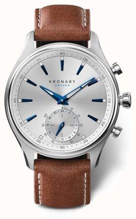Kronaby Vízálló Connected watch Sekel S3122/1