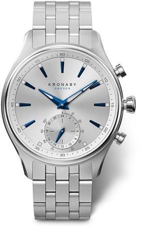 Kronaby Vodotěsné Connected watch Sekel A1000-3121
