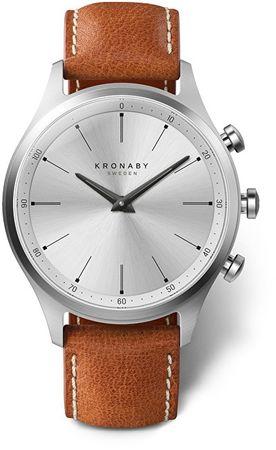 Kronaby Vodotěsné Connected watch Sekel S3125/1