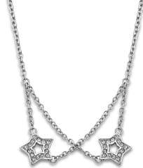 Lotus Style Csillag nyaklánc kristályokkal LS1885-1/1