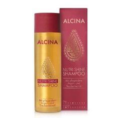 Alcina Výživný olejový šampon Nutri Shine (Shampoo)