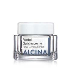 Alcina Krem intensywnie pielęgnujący do bardzo suchej skóry Fenchel (Facial Cream Fennel)