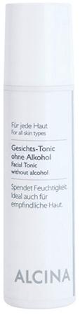 Alcina Pleťové tonikum bez alkoholu (Facial Tonic Without Alcohol) 200 ml