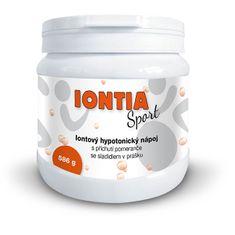 Goldim Iontia Sport s príchuťou pomaranča