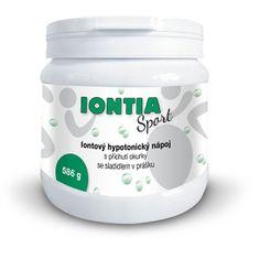 Goldim Iontia Sport s príchuťou uhorky