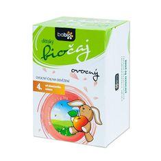 BABIO dětský biočaj ovocný 20 sáčků