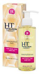 Dermacol Tisztító arclemosó olaj Hyaluron Therapy 3D /Cleansing Oil/ 150 ml
