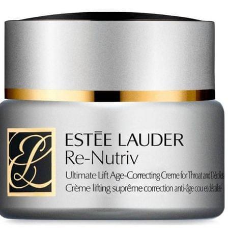 Estée Lauder Liftingový krém na krk a dekolt Re-Nutriv Ultimate Lift (Correcting Creme For Throat And Décolletage