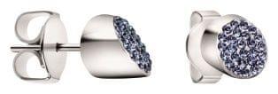 Calvin Klein Nemesacél fülbevaló kristályokkal Brilliant KJ8YME040200