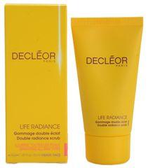 Decléor Brightening Peeling Life sugárzás (Double Radiance Scrub) 50 ml