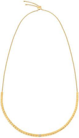 Calvin Klein Elegantna pozlačena ogrlica Tune KJ9MJN140100