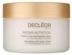 Decléor Rich tápláló testápoló krém Aroma Nutrition (Nourishing Rich Body Cream) 200 ml
