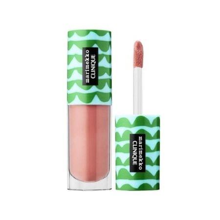 Clinique Lip Splash 4,3 ml hidratáló ajakfény - korlátolt kiadás Marimekko (árnyalat 16 Watermelon Pop - Mari