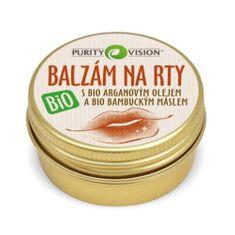 Purity Vision BIO balsam do ust z 12 ml organicznego oleju arganowego