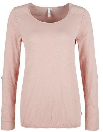 Q/S designed by Dámské triko 45.899.31.0492.4056 Mellow Pink (Velikost XL)