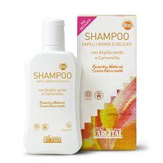 Argital Rozjasňujúci šampón na blond a jemné vlasy s harmančekom 250 ml