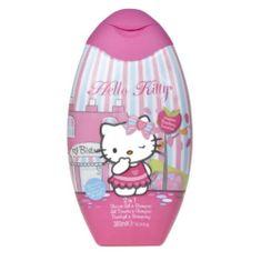 EP LINE Hello Kitty sampon és tusfürdő 300 ml