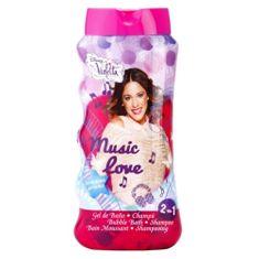 EP LINE Fürdő és zuhanyzselé Disney Violetta 475 ml