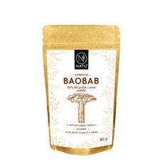 Natu Baobab BIO prášek 80 g