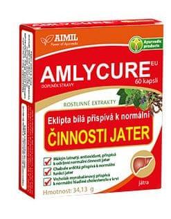 Aimil Pharmaceutical AmlycureEU 60 kapslí