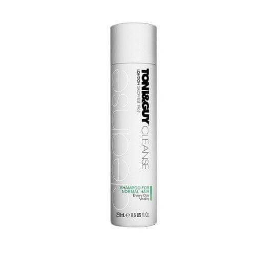Toni&Guy Šampón pre normálne vlasy (Shampoo For Normal Hair ) 250 ml