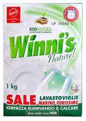 Winni´s Sale soľ do umývačky riadu 1 kg