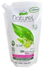 Winni´s NATUREL Sapone Intimo Ecoricaria The Verde tekuté mydlo pre intímnu hygienu so zeleným čajom - náhra