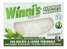 Winni´s Sapone Marsiglia tuhé mydlo pre osobnú hygienu i ručné pranie 250 g