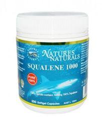 Australian Remedy Squalene 1000 200 kapsúl