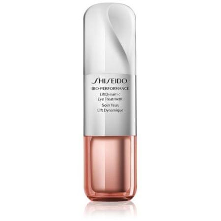 Shiseido Oko krem działanie ujędrniające Bio Performance (Lift Dynamic Eye Treatmet) 15 ml