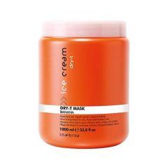 Inebrya Maska pre suché a poškodené vlasy Ice Cram Dry-T (Mask) 1000 ml