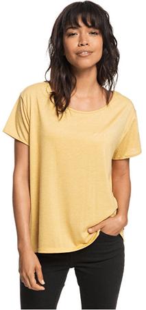 ROXY Dámske tričko My Own Sun B Fall Leaf ERJZT04408-YJG0 (Veľkosť L)