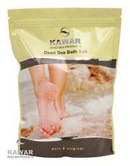 KAWAR Kúpeľová soľ z Mŕtveho mora 600 g