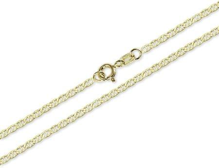 Brilio Ženska zlata zapestnica 18 cm 261 115 00251 - 2,35 g rumeno zlato 585/1000