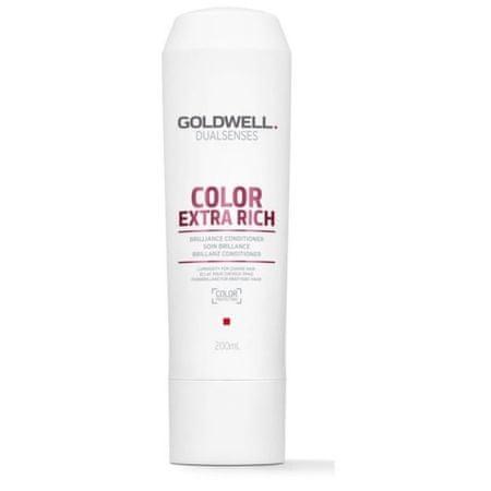 GOLDWELL Dualsenses Color Extra Rich ( Brilliance Conditioner) (mennyiség 200 ml)