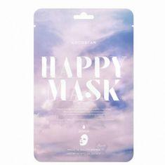 Kocostar Hidratáló szövetmaszk (Camellia Happy Mask) 23 ml
