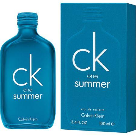 Calvin Klein CK One Summer 2018 - EDT 100 ml
