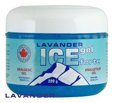 ICE gel Forte 220 g