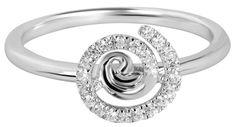 Silver Cat Srebrni prstan z cirkoni SC255 srebro 925/1000
