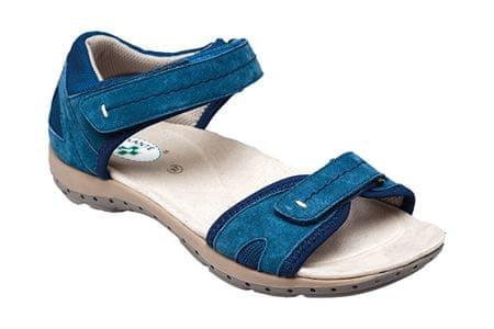 SANTÉ Zdravotná obuv dámska MDA / 157-36 Navy (Veľkosť vel. 40)