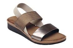 SANTÉ Zdravotná obuv dámska EKS / 163-2 Bronz
