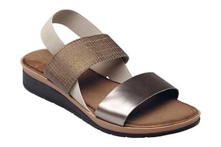 98b076ff4 SANTÉ Zdravotná obuv dámska EKS / 163-2 Bronz (Veľkosť vel. 37 ...