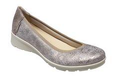 SANTÉ Zdravotná obuv dámska IC / 106082 Platino