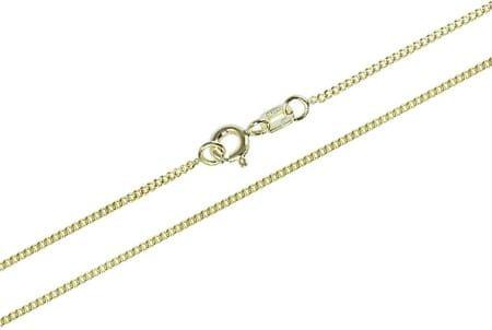Brilio Zlata veriga 45 cm 271 115 00255 - 2,35 g rumeno zlato 585/1000