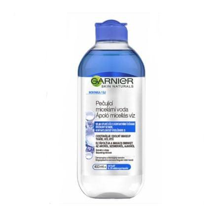 Garnier Óvatos miceláris víz nagyon érzékeny bőrre és szemmel Skin Natura l s 400 ml- Skin Natura l s