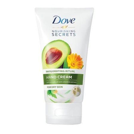 Dove Nourishing Secrets Avokádó kézkrém száraz bőrre (Hand Cream) 75 ml